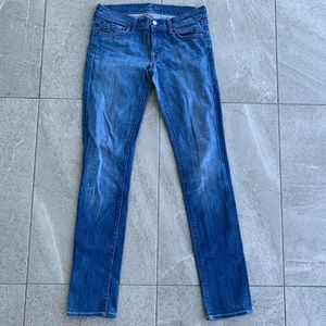 7 for all mankind skinny jeans (28)
